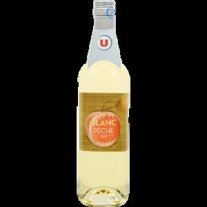 Boisson aromatisée à base de vin saveur pêche 7,5% vol. 75cl