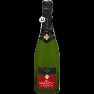 Champagne brut AOP Louis Danremont U, 75cl