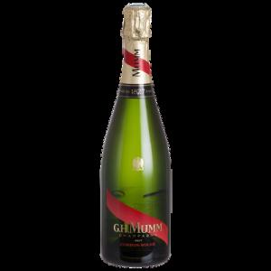 Champagne brut Mumm CORDON ROUGE, bouteille de 75cl