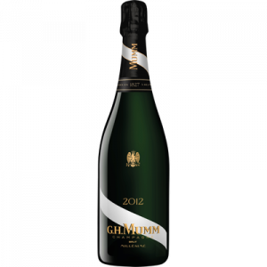 Champagne brut cordon rouge millésimé MUMM, 75cl