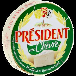 Fromage au chèvre pasteurisé de vache et de crème chèvre pasteurisé 26,8% MG 145g