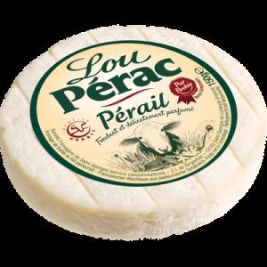 Fromage au lait pasteurisé de brebis Pérail LOU PERAC, 26,3%MG, 150g