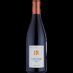 Grand vin rouge AOP Crozes Hermitage D'auvergne Ranvier, 75cl