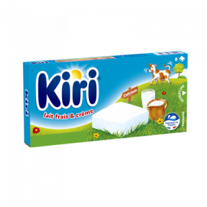 KIRI, 29,5% de MG, x8