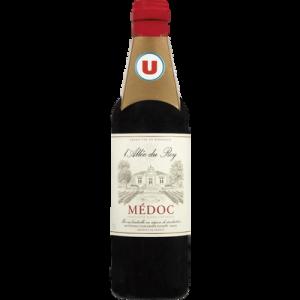 Médoc AOC rouge L'Allée du Roy U bouteille 37,5cl