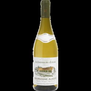 Vin blanc AOC Bourgogne Aligoté Les Jardins de l'Evêché U, 75cl