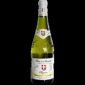 Vin blanc AOC de Savoie Chignin Cuvée Réservée, 75cl