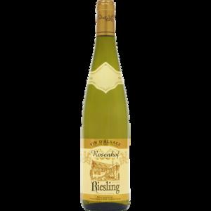 Vin blanc AOP Alsace Riesling Rosenhof U, 75cl