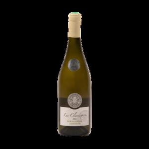 Vin blanc AOP Bourgogne Chardonnay Les Classiques, 75cl
