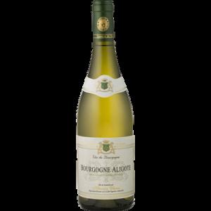 Vin blanc AOP de Bourgogne aligoté Maurice Chenu, 75cl