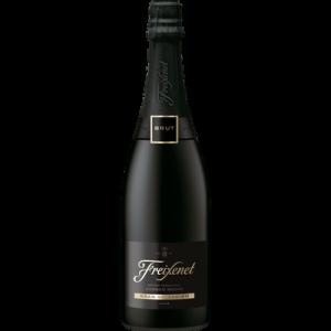 Vin blanc brut Cordon Negro FREIXENET, bouteille de 75cl