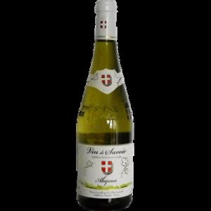 Vin blanc de Savoie AOC Abymes, 75cl