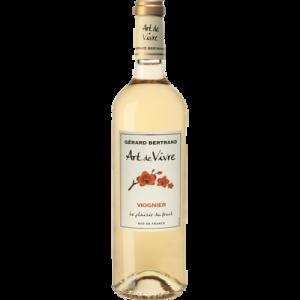 Vin blanc du Pays d'Oc IGP Art de Vivre Viognier