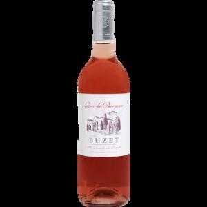 Vin rosé AOC Buzet Roc de Breyssac U, 75cl