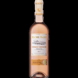 Vin rosé Pays d'Oc IGP Grenache Cinsault ROCHE MAZET, 75cl