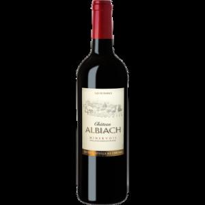 Vin rouge AOP Minervois Château Albiach