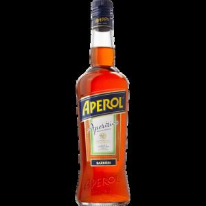 Apéritif APEROL, 15°, bouteille de 1 litre