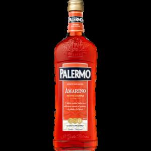 Apéritif sans alcool Amarino PALERMO, bouteille de 1l