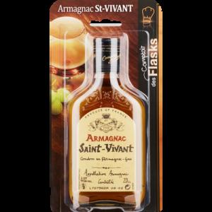 Armagnac Saint Vivant LA MAZIERE, 40°, 20cl