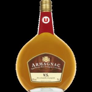 Armagnac VS U, 40°, bouteille de 70cl