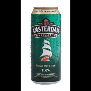 Bière blonde AMSTERDAM Maximator, 11,6°, 50cl
