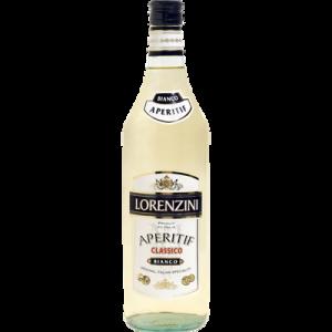 Boisson aromatisée à base de vin bianco Lorenzini U, bouteille de 1L