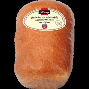 Brioche au véritable saucisson cuit de Lyon Randy 400g