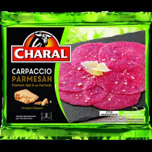 Carpaccio au parmesan, CHARAL, 230g
