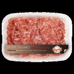 Chiffonnade de saucisson italien NEGRONI, 85g