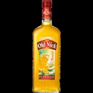 Cocktail planteur OLD NICK, 16°, bouteille de 70cl