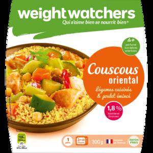Couscous Oriental WEIGHT WATCHERS, 300g