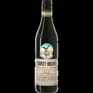 FERNET BRANCA Bitter, 39°, bouteille de 70cl