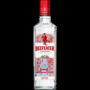 Gin BEEFEATER, 40°, bouteille de 70cl