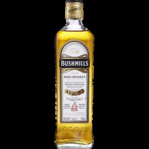 Irish whisky BUSHMILLS Original, 40°, bouteille de 70cl
