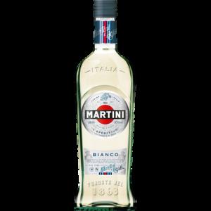 MARTINI, Bianco, 14,4°, bouteille de 50cl