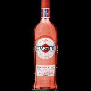MARTINI Rosato, 14,4°, bouteille de 1 litre