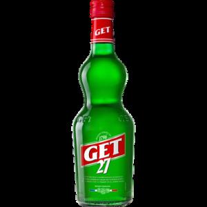 Peppermint GET 27, 21°, bouteille de 1 litre