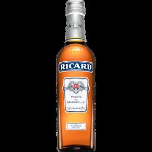 RICARD, 45°, bouteille de 35cl