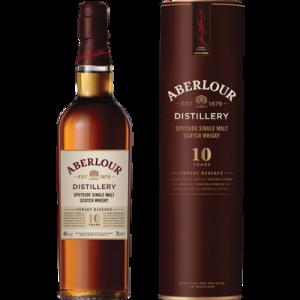 Scotch whisky single malt Aberlour 10ans, 40°, 70cl