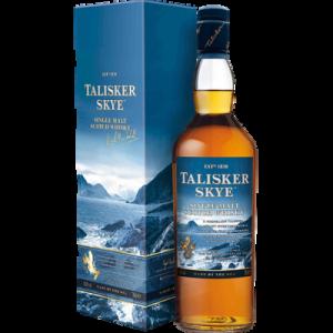 Scotch whisky single malt Talisker Isle of Skye 45,8°, 70cl étui