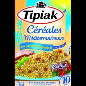 Céréales Méditérranéennes TIPIAK, 400g