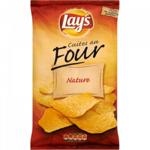 Chips cuites au four LAY'S, 130g