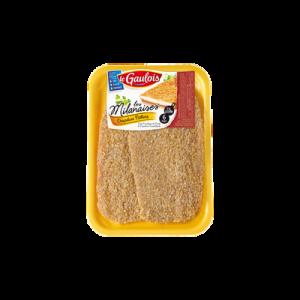 Escalope de dinde à la Milanaise, LE GAULOIS, 2 pièces 260 g