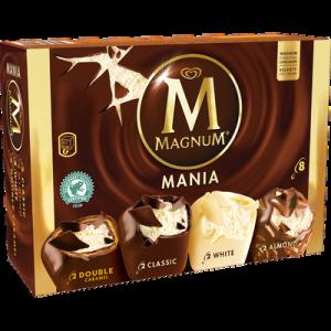 MAGNUM Mania, 8 unités, 626g
