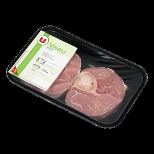 Osso Bucco de veau, U, France, 2 pièces 320 g
