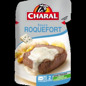 Sauce au roquefort, CHARAL, 120g